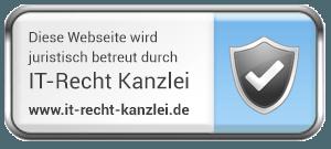 Logo_Juristisch_betreut_durch_ITRecht