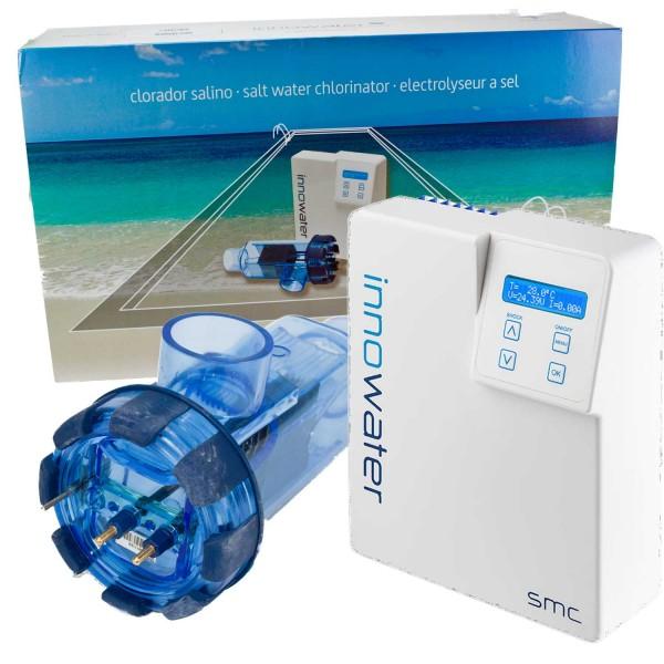 Salzelektrolyse SMC30 für Becken von 90-150 m³