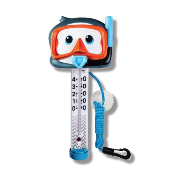 Poolthermometer Pinguin