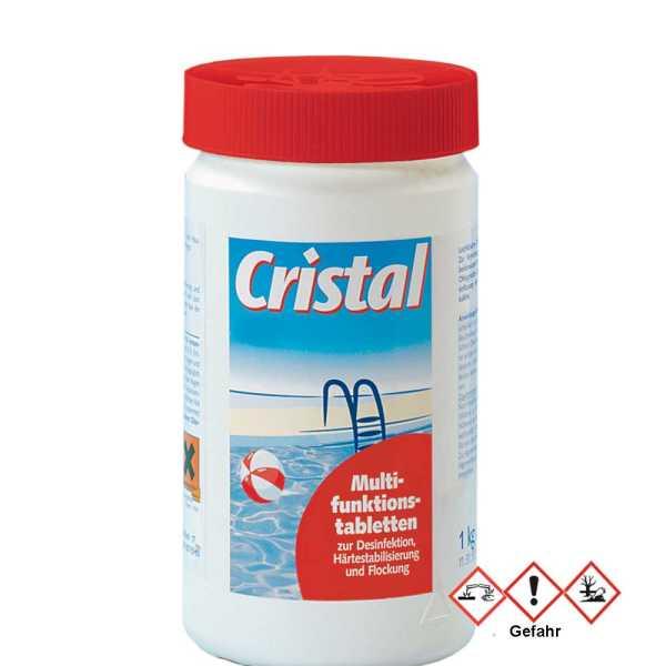 Cristal Multitabs Multifunktions Chlortablette