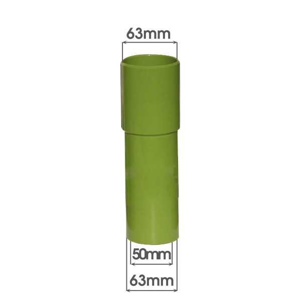 MTS Beckenwanddurchführung Verlängerung 170 mm 50/63