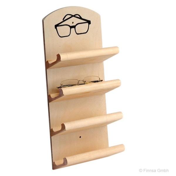 Finnsa Brillenablage Classic für 4 Brillen