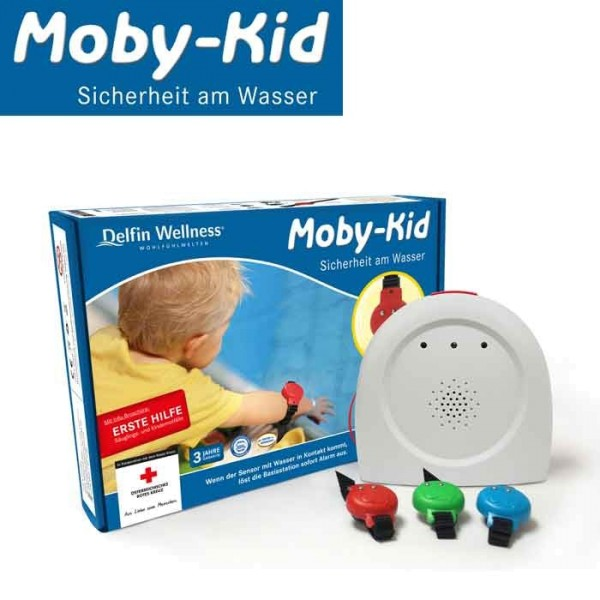 Moby Kid Wasseralarm System