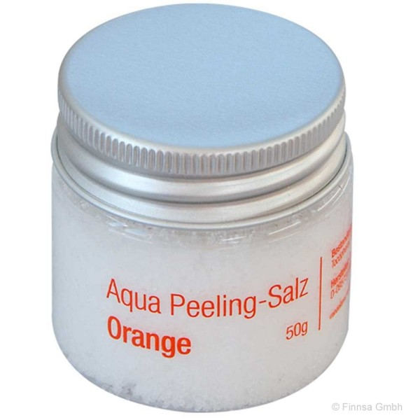 Finnsa Aqua Peeling Salz Orange