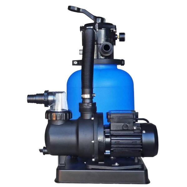 Sandfilteranlage ECO 400 mit Filterpumpe SPS 100-1