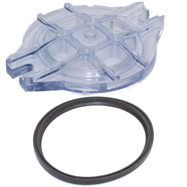 Dichtung und Vorfilterdeckel für PSH Micro Pumpe