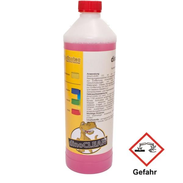 Dinoclean CC saures Reinigungskonzentrat 1 l