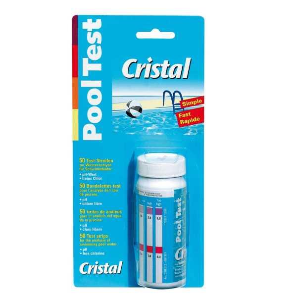 Cristal Pooltest Teststreifen