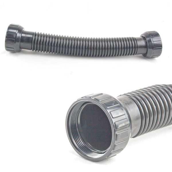 Ersatzschlauch mit Überwurf für Filteranlage FSP 450