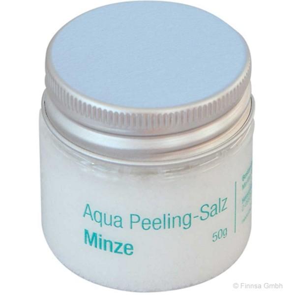 Finnsa Aqua Peeling Salz Minze
