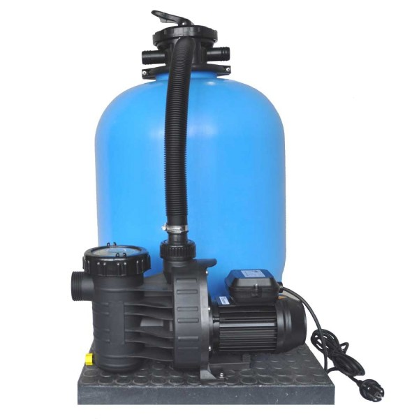 Sandfilteranlage Bali 500 mit Filterpumpe Aqua Plus 11