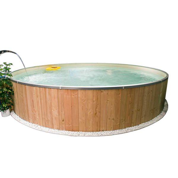 Kinderbadebecken FUN Wood Future Pool