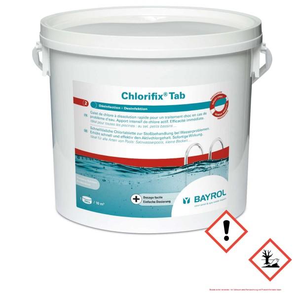 Bayrol Chlorifix Tab 5 kg