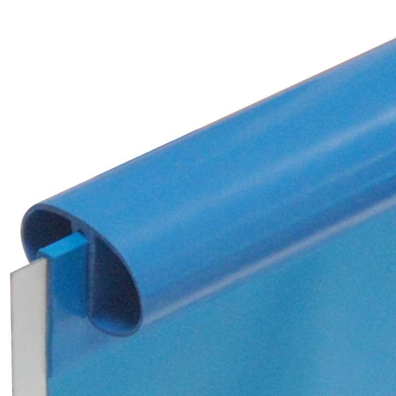 Profilschienen schwimmbecken schwimmbad pool for Zwembad plastic