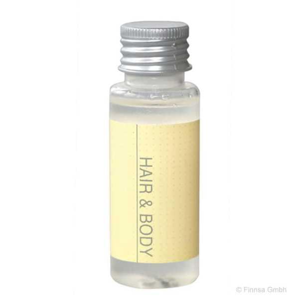 Elegance  Hair and Body Shampoo  31 ml
