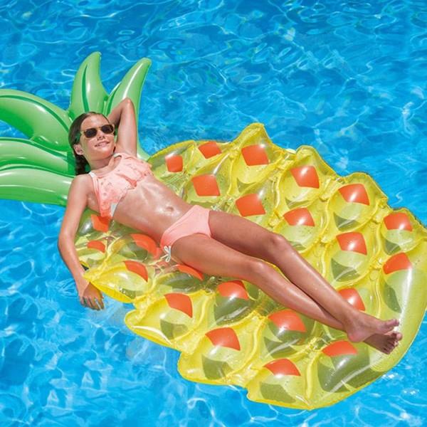 Luftmatraze Ananas