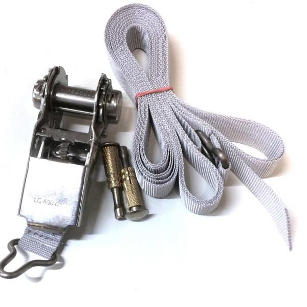 Windsicherungsset für Rollschutzabdeckungen