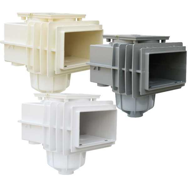 MTS Skimmer V 20 für Beton und vorgefertigte Becken