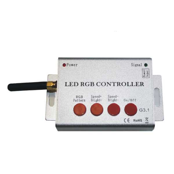 LED RGB Controller 2,4 GHZ