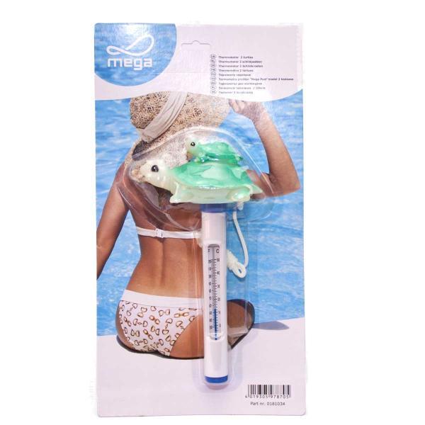 Mega Pool Thermometer 2 Schildkröten