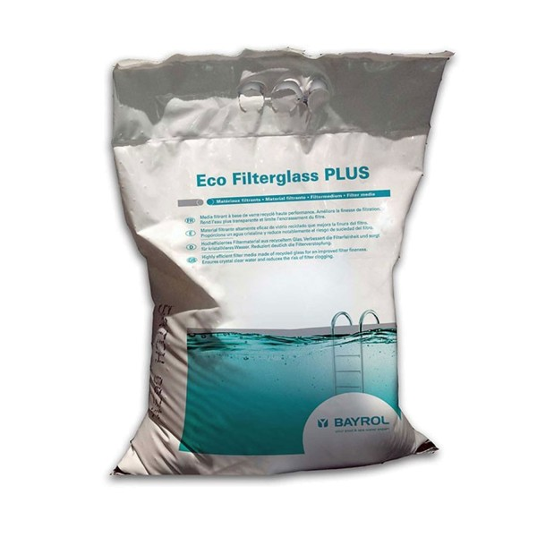 ECO Filterglass Plus 25 kg Grade 1