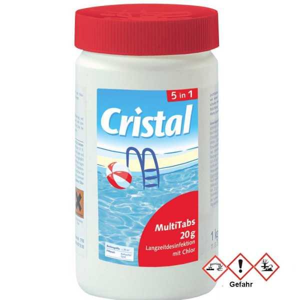 Cristal Multitabs 5 in 1