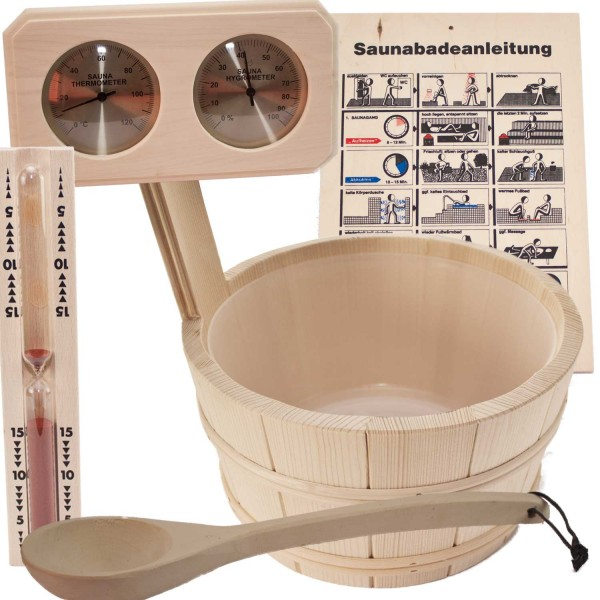 Achleitner Sauna Set (795)