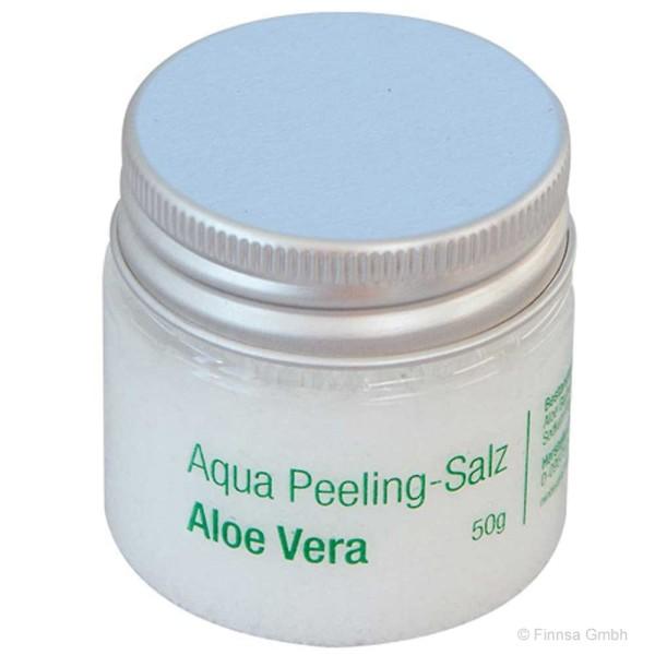 Finnsa Aqua Peeling Salz Aloe Vera