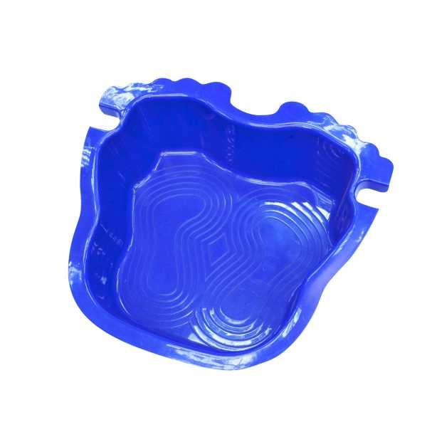 Smart Fusswanne blau