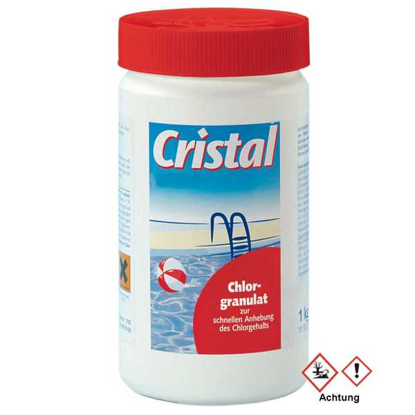 Cristal Chlorgranulat 1 kg