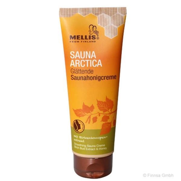 Mellis Sauna Artica Saunahonig glättend ohne Peelingeffekt 125 ml