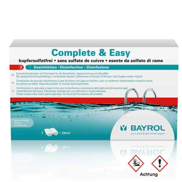 Bayrol Complete & Easy 4,48 kg Poolpflege