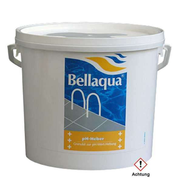 Bellaqua PH Wert Heber  5 kg