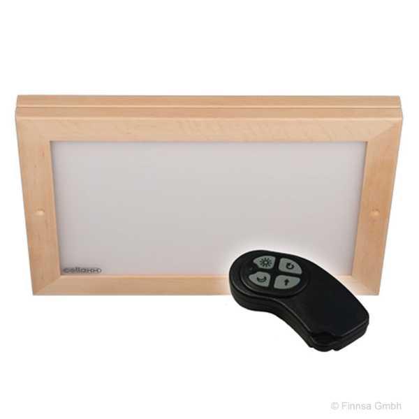Collaxx LED Farblichtgerät für die Sauna