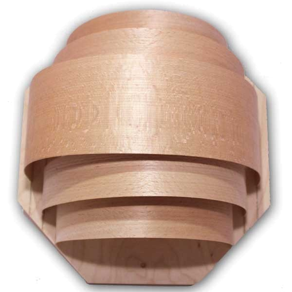 Sauna Blendschirm groß