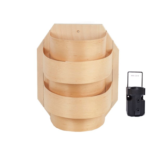 Sauna Leuchtenset klein