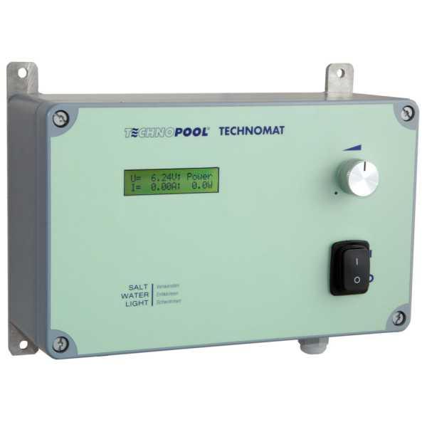 Salzelektrolyse Technomat PS 10