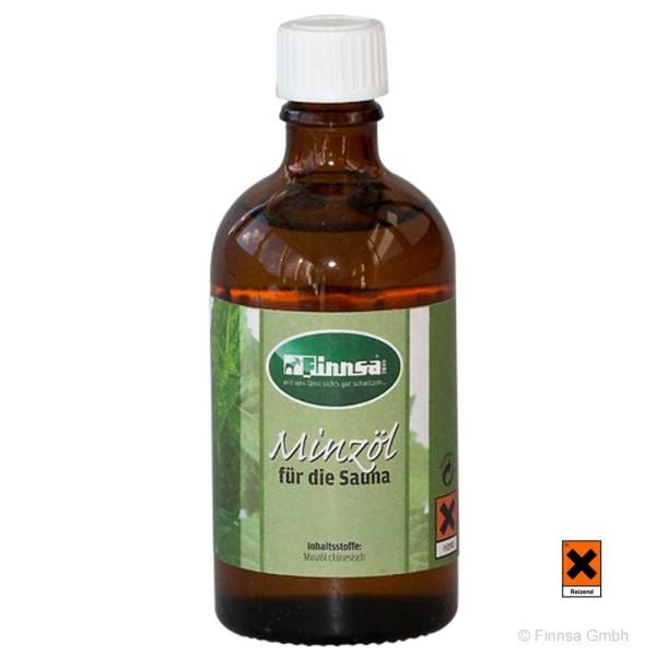 Finnsa Minzöl für Ihre Sauna