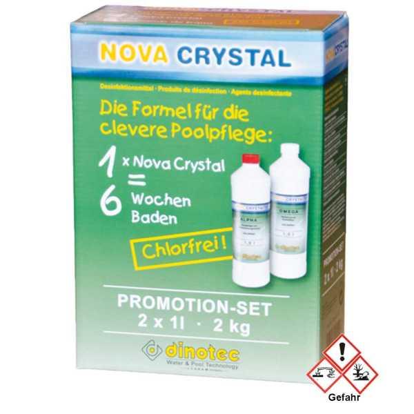 Dinotec Nova Crystal Set 20