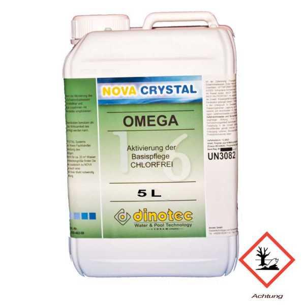 Dinotec Nova Crystal Omega 5 Liter