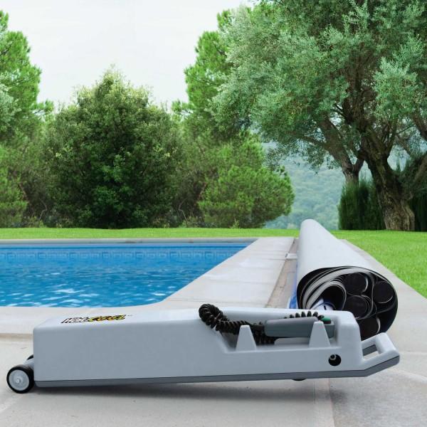 WALU Cool motorisierte Aufrollvorrichtung für Stangenabdeckungen