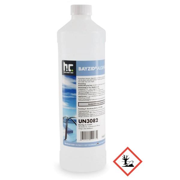 Antialgenmittel Algenvernichter 1 l Flasche