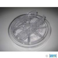 Vorfilterdeckel Klarsichteinsatz, transparent für  Bettar Pumpe