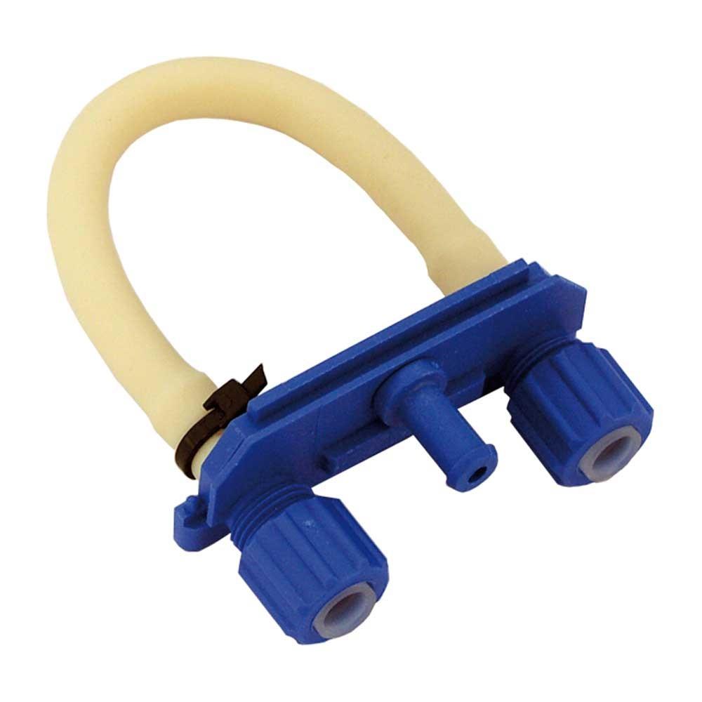 Pumpenschlauchgarnitur inkl schlauchhalter blau d 8 0 for Poolaufkleber aussen