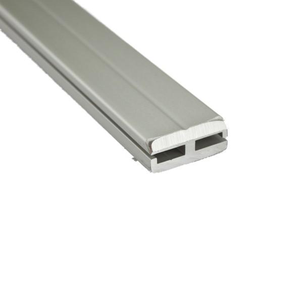 Aluminium Steckprofil für Stahlwandbecken 1,5 m tief
