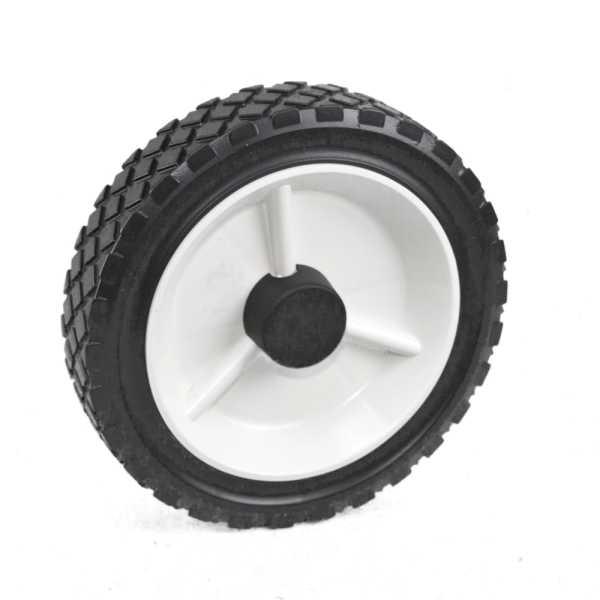 Rad Durchmesser 17 cm für mobile Aufrollvorrichtung