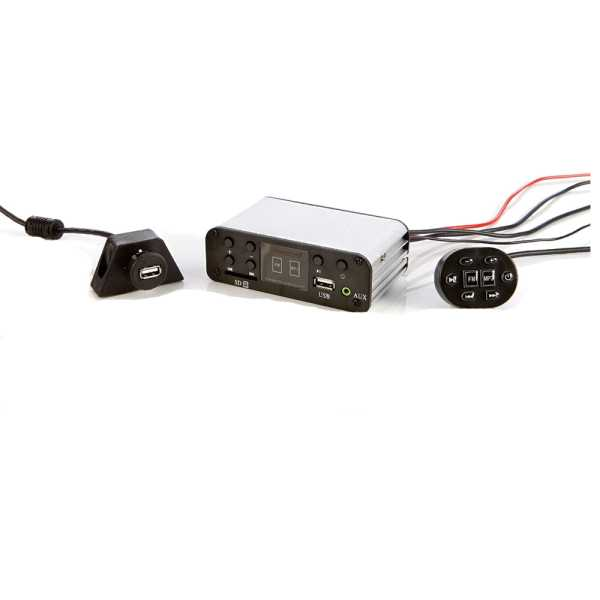 MP3 Radio für Saunen und Dampfbäder