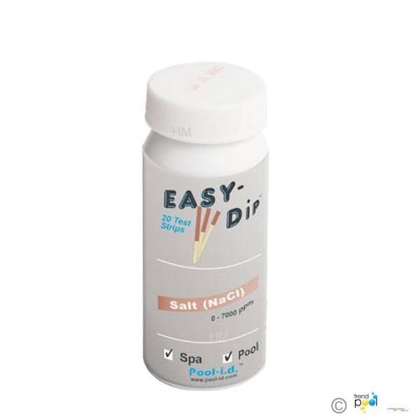 Easy Dip teststreifen Salzgehalt
