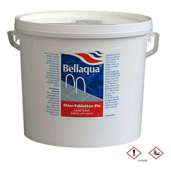 Bellaqua Chlor Tabletten fix 5 kg