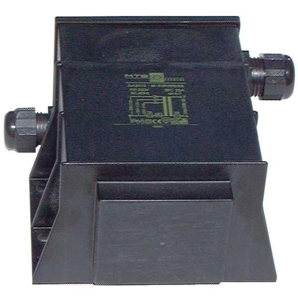 Schwimmbad-Sicherheitstransformator 12 V-AC 350 VA